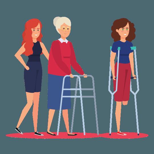 Home care & Nursing Homes